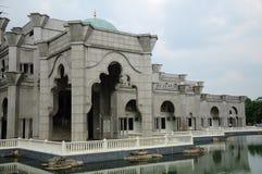 Federacyjnego terytorium meczet a K masjid Wilayah Persekutuan Zdjęcia Stock