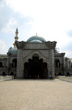 Federacyjnego terytorium meczet a K masjid Wilayah Persekutuan Obrazy Stock