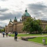Federacyjny Administracyjny sąd w Leipzig fotografia stock