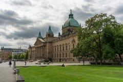 Federacyjny Administracyjny sąd w Leipzig zdjęcie royalty free