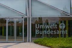 Federacyjny agencja ds. ochrony środowiska Dessau-Roßlau obraz royalty free