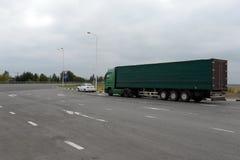 Federacyjny autostrady M4 ` Don ` zdjęcie stock
