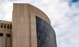Federacyjny gmach sądu Kansas City Missouri zdjęcie royalty free