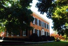 Federacyjny Hall, M?j Ol ?Kentucky dom obrazy royalty free