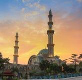 Federacyjny Meczetowy Kuala Lumpur obraz royalty free