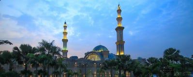 Federacyjny Meczetowy Kuala Lumpur zdjęcie royalty free