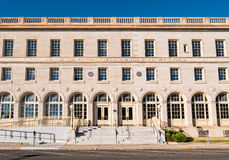 Federal building, Grand Junction, Colorado Royalty Free Stock Image