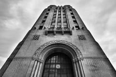 Federal Building Winnipeg Stock Photo