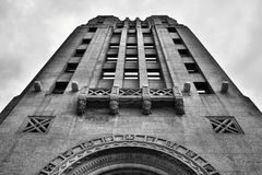 Federal Building Winnipeg Stock Images
