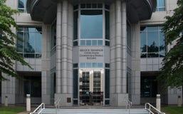 Federal byggnad och domstolsbyggnad i Reno Nevada Arkivbilder