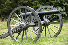 Federal Cannon At Stones River Royalty Free Stock Photo
