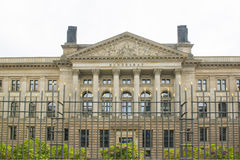 Federal Convention of Germany. Federal Assembly of Germany in Berlin. The Federal Convention (also known as the Federal Assembly is a special constitutional body Stock Image