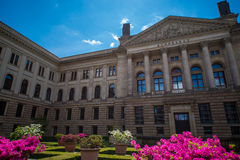 Federal Council of Germany Stock Photography