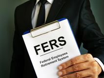 Free Federal Employees Retirement System FERS Stock Image - 159212901