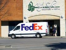 Federal Express stockfotos