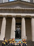 Federal Hall, Manhattan Royalty Free Stock Photography