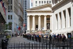 Federal Hall National Memorial Stock Photography