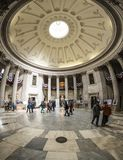 Federal Hall Royalty Free Stock Photos