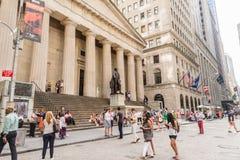 Federal Hall Royalty Free Stock Photos