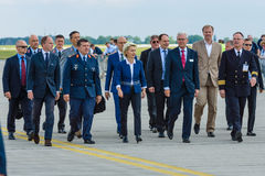 Federal Minister of Defence of Germany, Ursula von der Leyen Stock Photo