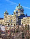 Federal Palace of Switzerland Building Royalty Free Stock Photography