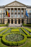 Federal Parliament Brussels - Vertical Royalty Free Stock Photos