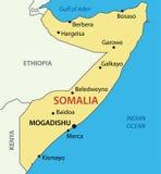 Federal republik av Somalia - översikt Arkivfoton