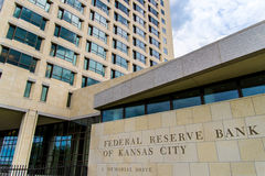 Federal Reserve Bank of Kansas City Stock Images