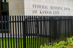 Federal Reserve Bank of Kansas City Royalty Free Stock Photo