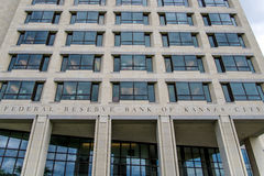 Federal Reserve Bank of Kansas City Royalty Free Stock Photography
