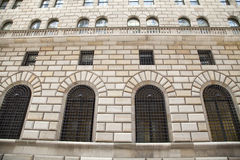 Federal Reserve Bank of New York Royalty Free Stock Photography