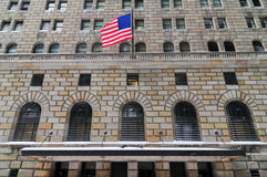 Federal Reserve Bank of New York Stock Photos