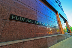 Federal Reserve Bank of Philadelphia PA. Philadelphia, USA - May 4, 2015: Federal Reserve Bank of Philadelphia, Pennsylvania, the USA Stock Image