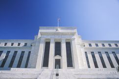 The Federal Reserve Bank, Washington, D.C. Stock Image
