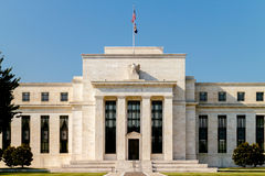 Federal Reserve Building. Washington DC, USA Stock Photography