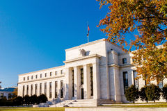 Federal Reserve Building Royalty Free Stock Photos