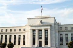 Federal Reserve Building. Washington DC, USA stock images