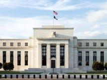 Federal Reserve Building. Washington DC, USA stock image