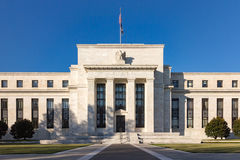 Federal Reserve Building. Washington DC, USA Royalty Free Stock Images