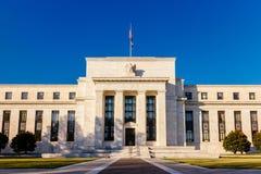 Federal Reserve-de Bouw Royalty-vrije Stock Foto