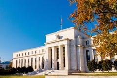 Federal Reserve-de Bouw royalty-vrije stock foto's