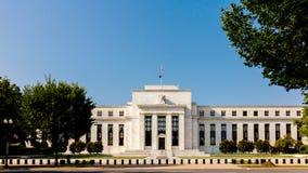 Federal Reserve-Gebäude Stockbild