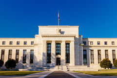 Federal Reserve-Gebäude Lizenzfreies Stockfoto