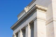 Federal Reserve-Gebäude im Washington DC, US lizenzfreie stockfotos