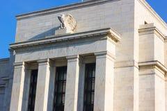 Federal Reserve-Gebäude im Washington DC, US Lizenzfreies Stockbild