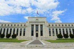 Federal Reserve-Gebäude im Washington DC, USA Lizenzfreie Stockfotografie