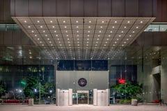 Federal Reserve i Boston Royaltyfri Bild