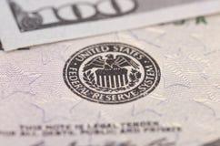 Federal Reserve system Zdjęcia Royalty Free