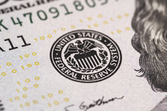 Federal Reserve system Zdjęcie Stock