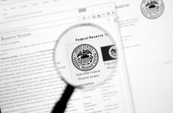 Federal Reserve System Royalty Free Stock Images